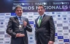 Integralia recibe el premio Microbús del año en España 2016 por el in-vip plus