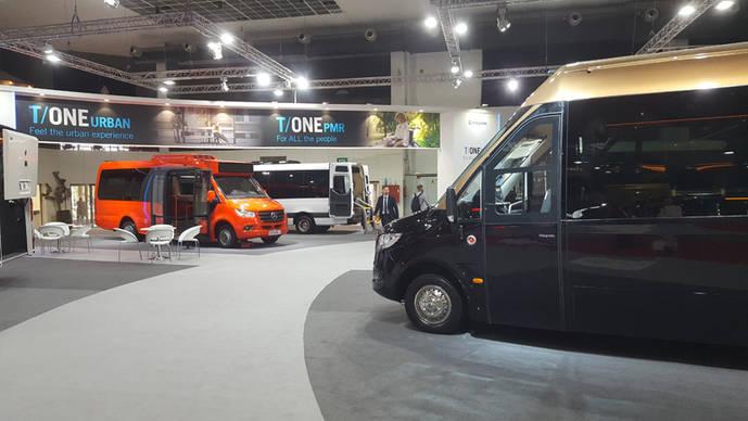 ONE Transfer, nueva evolución ONE de Integralia, estreno en Busworld