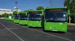 Interbús recibe tres identificativos autonómicos en el ámbito de Madrid