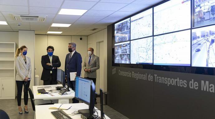 Madrid garantiza el buen funcionamiento del transporte regional