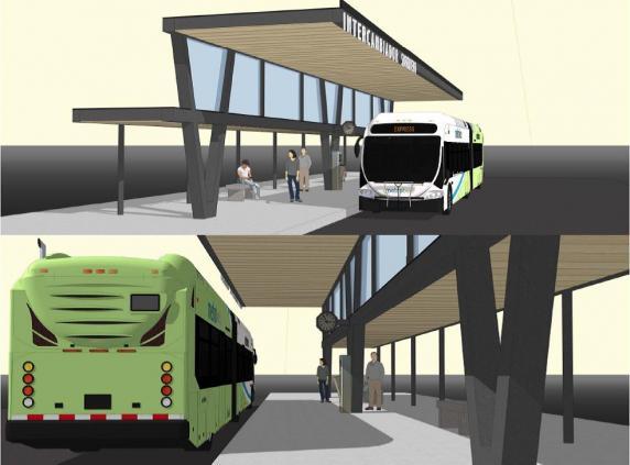 Comienza la implantación de tecnologías en buses del metro-TUS