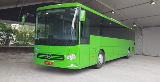 Mercedes apuesta por la máxima versatilidad con el nuevo Intouro