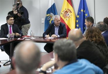 Canarias trata de solventar los puntos negros de tráfico de la GC-1