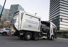 El Irizar ie truck, 100% eléctrico, se producirá en serie desde 2021