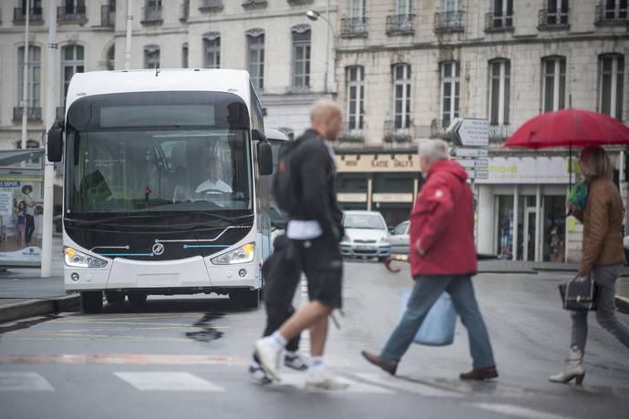 Irizar e-mobility desembarca en Italia con sus soluciones de electromovilidad