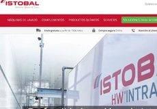 Istobal estrena una nueva página web inteligente