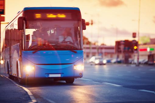 Autobuses, autocares y microbuses cierran mayo con una caída de las entregas del 25,4 %