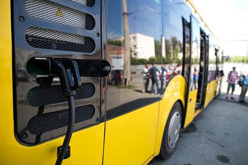 Los autobuses eléctricos arrasan en Hamburgo