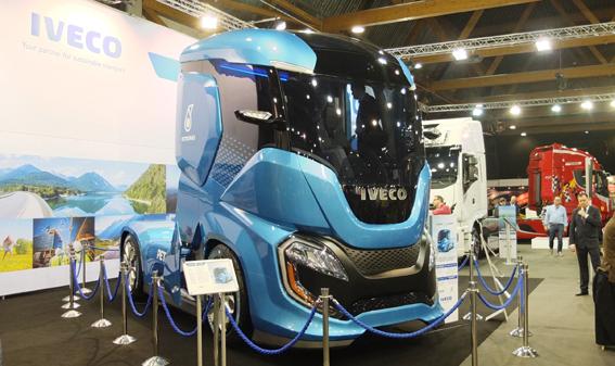 Iveco muestra la gama completa del Nuevo Daily Euro 6