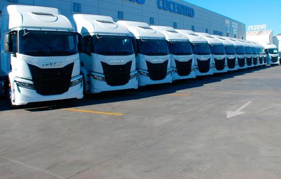 Acotral adquiere 75 unidades del nuevo Iveco S-Way para renovar su flota