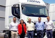 Grupo Alonso adquiere un Iveco Stralis NP 460 de gas natural