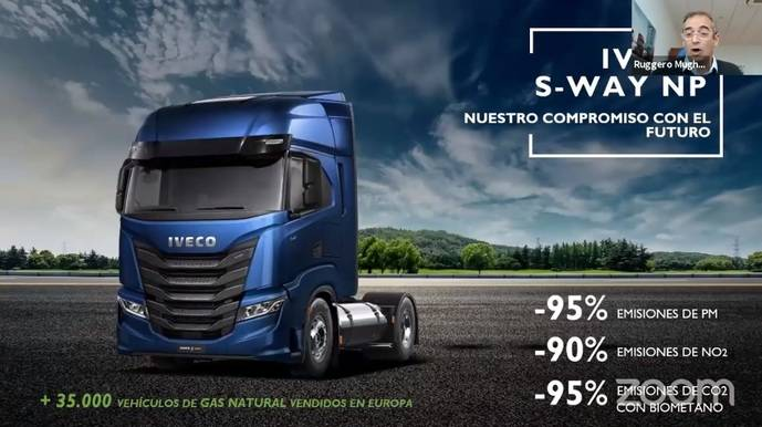 Ruggero Mughini, de Iveco: