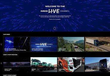 Iveco lanza una plataforma virtual de contacto entre clientes y marca