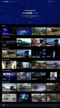 Iveco Live Channel.
