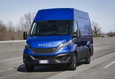 Nuevo servicio de Iveco con informes de seguridad