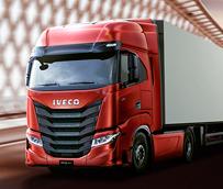 Iveco lanza S-Way de gas natural para transporte por carretera