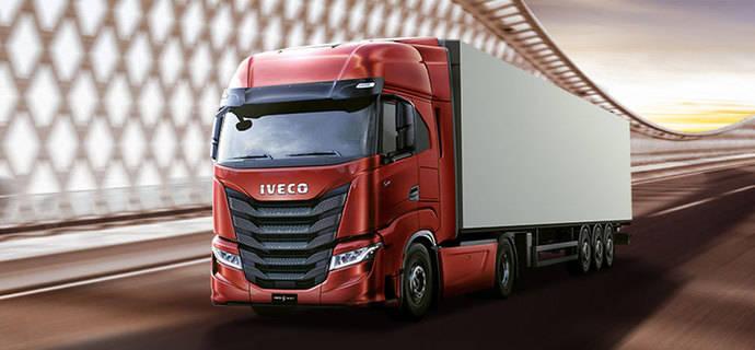 Estreno mundial del Iveco Nuevo Eurocargo 4x4
