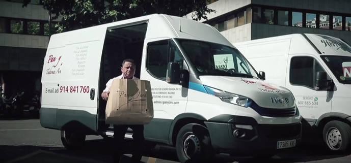 Dos empresas cuentan su experiencia diaria con la Iveco Daily Hi-Matic NP