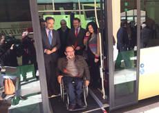 Jaén mejora la accesibilidad de su transporte provincial
