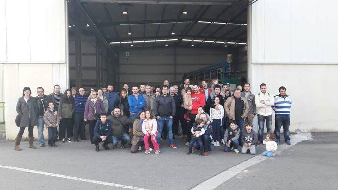 Carsa celebra una jornada de puertas abiertas en sus instalaciones de Vilagarcía de Arousa