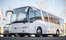 Autolica Industriales celebra la 'Jornada del Autocar'
