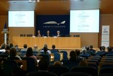La Fundación Francisco Corell habla sobre infraestructuras en Guipúzcoa