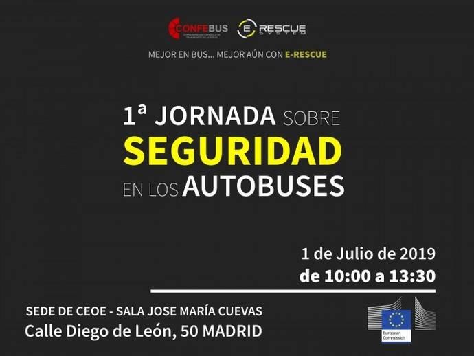 1ª Jornada sobre Seguridad en los Autobuses