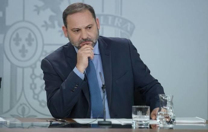 José Luis Ábalos se reunirá con el Departamento de Viajeros del CNTC