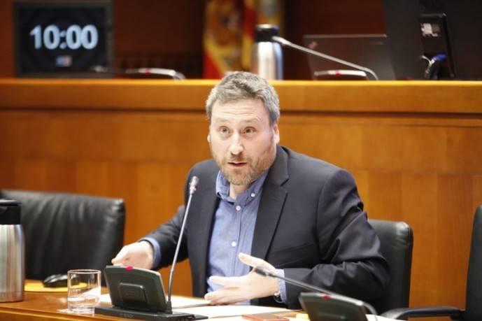 Aragón necesita el nuevo presupuesto para su Mapa Concesional