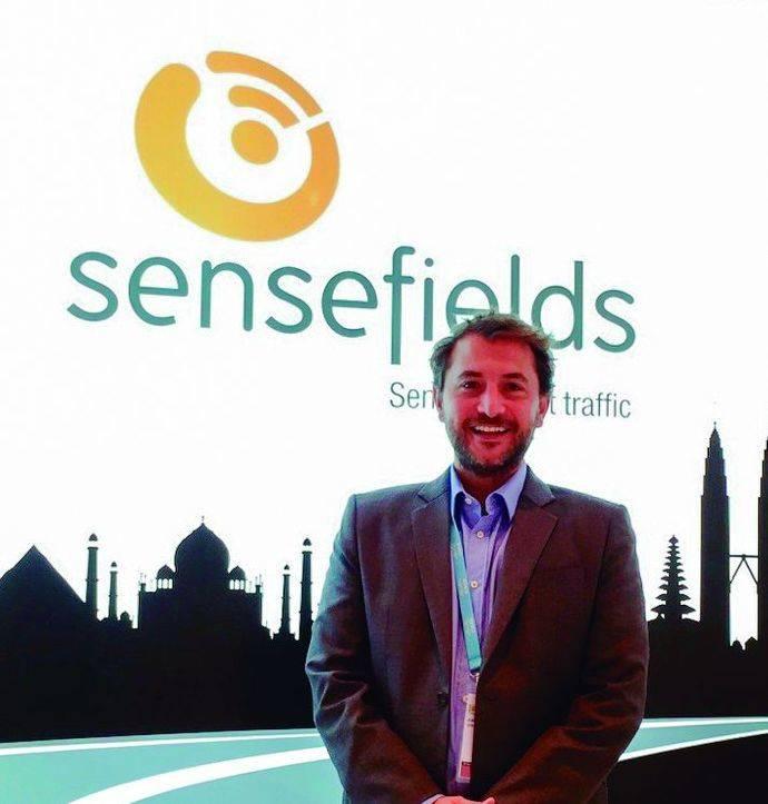 Sensefields crea una solución para gestionar el tráfico