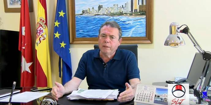 SLT envía cartas a grupos políticos de la Comisión para la Reconstrucción