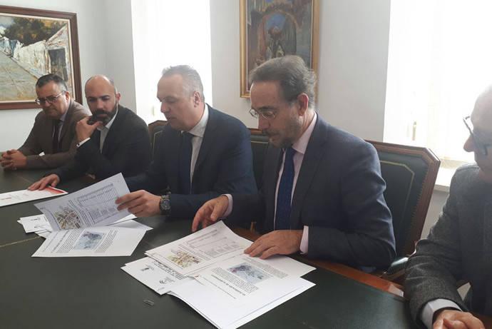 Se invierten cuatro millones de euros en el Área Logística Bahía de Algeciras