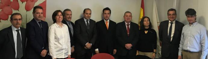 Nuevos miembros de la Junta Directiva de Anetra.