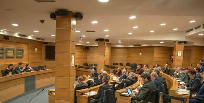 Confebus celebra su primera reunión de Junta Directiva del año 2019