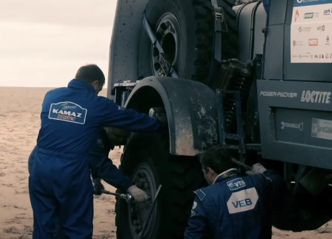 Sin Iveco en el Dakar, Kamaz liderará