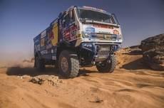 Kamaz, equipado con Goodyear, ganador del Dakar camiones