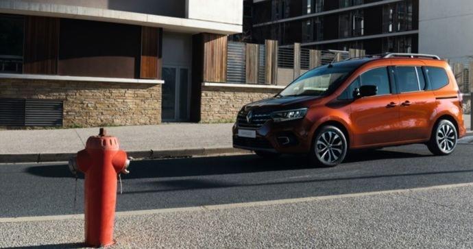 Nuevo Kangoo: combispace de Renault elegante y espacioso
