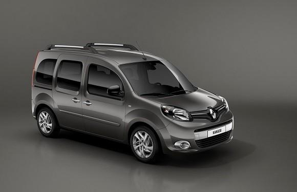 Renault Kangoo, el más matriculado para el alquiler