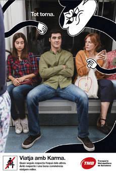 Barcelona comienza la campaña 'Viaja con Karma'
