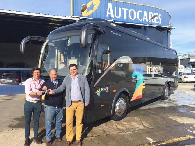 Euro Star Bus adquiere un King Long C10 autoportante