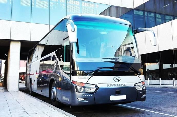 Torres Bus adquiere un King Long C12 de 55 plazas