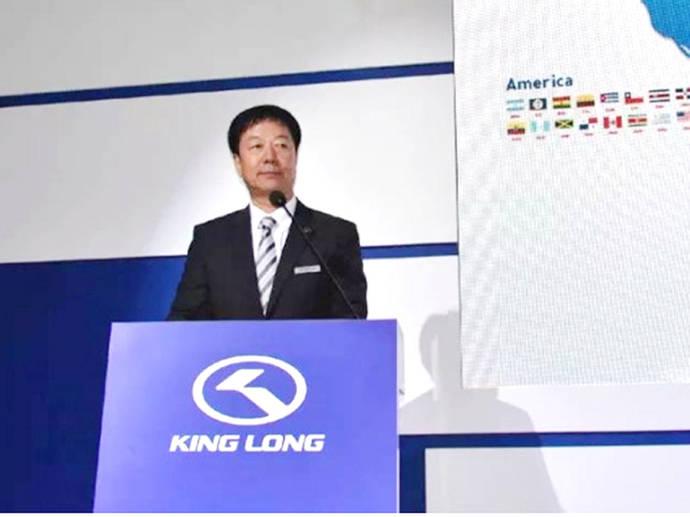King Long desmiente que vaya a abandonar el viejo continente