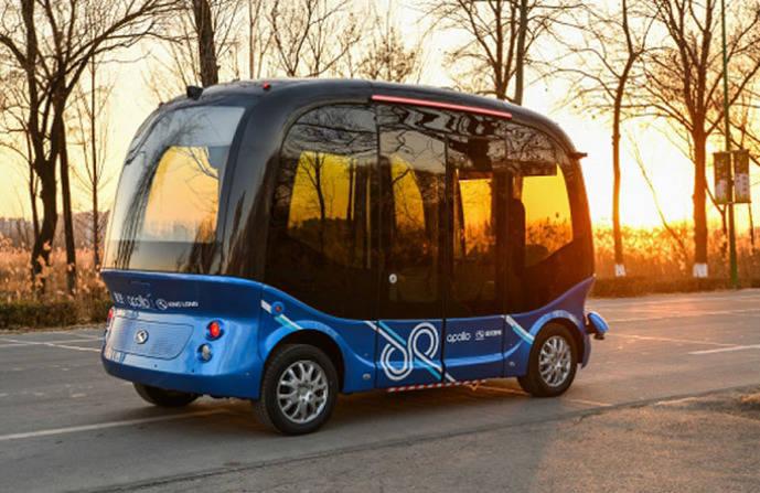 King Long comenzará en julio producción de su bus autónomo