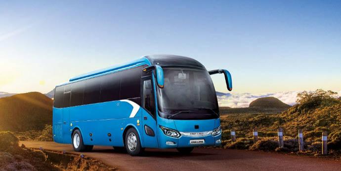 King Long acude a su séptima edición de Busworld con nuevos productos