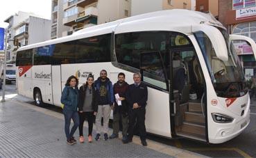 Grupo Paco Pepe con la campaña 'Kilómetro solidario'