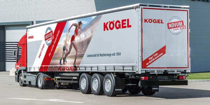Kogel sigue adelante en su proyecto de ampliar la gama