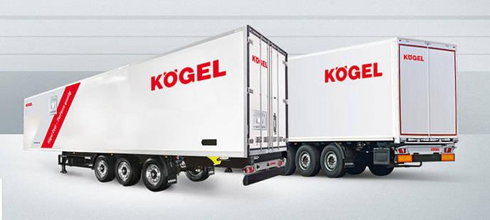 Kögel crece en toda Europa con respecto al año pasado