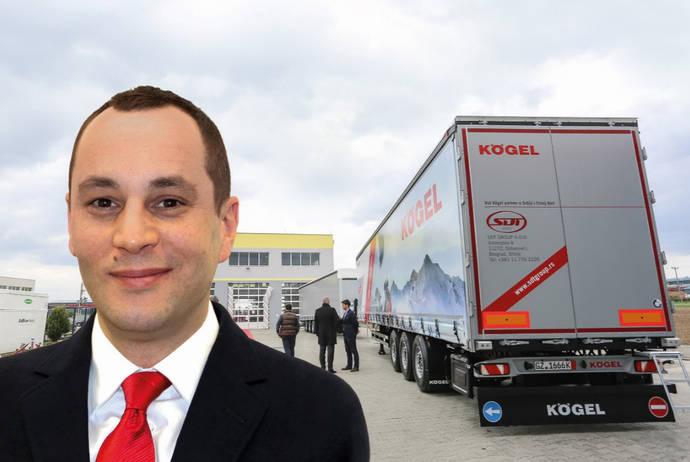 Kögel decide reorganizar las ventas en la zona de los Balcanes