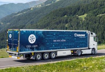 Krone y Shippeo unen sus fuerzas para la digitalización de remolques
