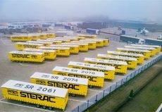 Krone entrega 40 semirremolques de lona a la empresa alemana Sterac
